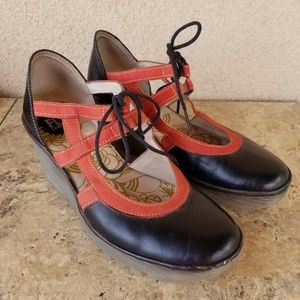 Fly London Wedges Size 40